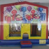 inflatable party jumper, cheap bouncer,inflatable castle d102
