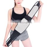 2017 Professional Adjustable Medical Mesh Fabric Waist Support #HY874