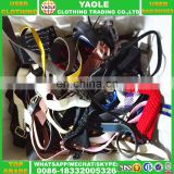 used clothes belts second hand clothing for sale