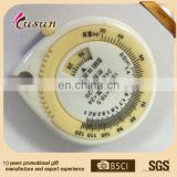 hot selling printable custom tailor wholesale mini bmi calculator measure tape