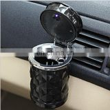 Unique Auto Portable Car Cigarette Ashtray Adhesive Holder #gib