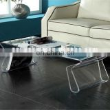 Wholesale high quality clear acrylic coffee table