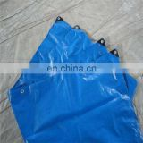 70-300g/m2 Blue color truck cover pe coated tarpaulin