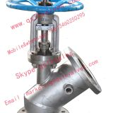 Stainless Steel Steam Jacketing Type Tank Valve