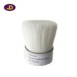 A large quantity of high-quality wool-like brush filaments