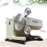 Mining equipment wire saw machine for cutting Concrete 55KW