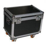Adjustable 60 65 Inch Led Sliver Aluminum Roadie 24 Channel Mixer Case