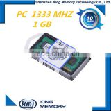 factory outlet ddr ram memory module laptop ram ddr3 1gb pc10600 1333mhz