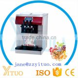 Mini Soft Ice Cream Machine Italian Ice Cream Machine