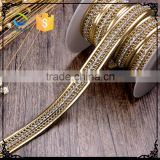 Applies to Wedding Dress Shoes Bags ect Hot Fix Rhinestone Trim Rhinestone Cup Chain