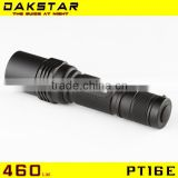 DAKSTAR PT16E Newest XPG2 R5 460LM CREE LED 18650 Aluminum Police Emergency Rechargeable Mechanical Switch Flashlight