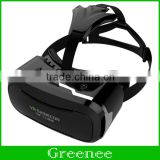 Hot VR Shinecon 2nd Virtual Reality 3D Glasses Headset For Iphone Samsung VR Box 4.0-6.0 Inch Phone
