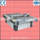 shoe sole insole cutting machine by pneumatic or electric knife