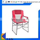 Wholesale metal deluxe folding director chair with table                                                                         Quality Choice