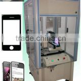 Automatic High precision Mobile phones Touch screen panel screen protector laminating machine