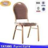 tiffany cheap metal folding dining stacking hall banquet chairs and tables in hotel furniture