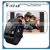 New arrival compatiable with IOS&Android phone Ux smart watch with heart rate monitor