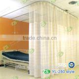 Antibacterial fireproof hospital ward bed screen curtains for privacy                                                                         Quality Choice