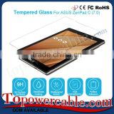 Thinnest Tempered Glass Screen Protector Tablet Screen Shields For Asus Zenpad C 7 Inched