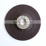 resin bond abrasive disc cutter/abrasive cutting disc