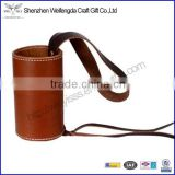 New Fashion Leather Drink Bottle Holder for Saddle Horn