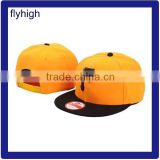 Logo customized flex fit baseball hat and cap
