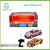 4ch pvc high speed 1:18 scale model rc car wholesale