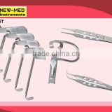 ENT Set ENT Instruments Set Surgical Instruments Set General Surgery Set Dilation and Curettage Set Dressing HC Set ENT Set