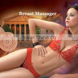 Portable Rechargeable Hot Breast Massager Product/Breast Growth Massage Machine&Breast Enhancement