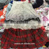 wholesale hot sale high quality used clothing children summer wear