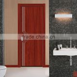 SC-P094 Economic Price Flush Solid Toilet PVC MDF Door