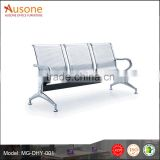 Hot sale furniture 3 seaters airport waiting chair