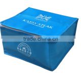 Promotional non woven cooler bag/Non woven cooler bag for frozen food/Reusable Non woven cooler bag