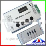 1024 pixels addressable t1000s SD card rgb/dmx led controller                                                                         Quality Choice