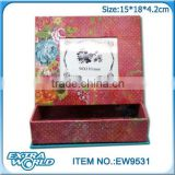 Eco-friendly hot selling beauty carton box for photo album