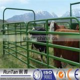 heavy duty hot dipped galvanized corral panels /metal livestock field farm fence gate for cattle sheep or horse(Since 1989)