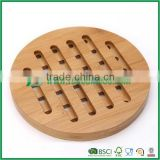 round bamboo kitchen accessories, practical party decoration