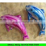 "Wholesale 34"" or 42"" Fish Shape Foil Balloon for Party Decoration"