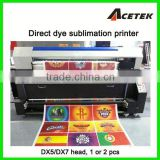 74 inch direct fabric digital textile plotter