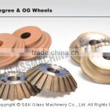 Guangzhou SANKEN glass cutting diamond wheels