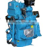 China Nantong 2 Cylinders Small inboard Marine Diesel Engine 24kW