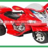 3-wheel motorcycle car,More color choice of lights Kids Electric ride on car three wheels