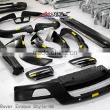 High quality Body Kits HM Wide Style for Evoque body kit
