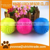 WP06 fashionable rubber made dog toys free samples                                                                         Quality Choice