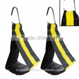 Ci-2505-05 Ab Slings ELITE Abdominal Slings In YELLOW And Black Color