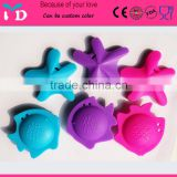 Food Grade Silicone Rubber Band Necklace/ mothers day necklace