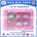 Hot sale high quality plastic tea toy mix, new and popular kids tea toy mix, Pretend educational set tea toy                                                                         Quality Choice
