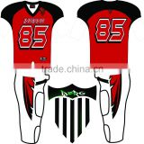 Tackle Twill Sublimation American football Jerseys