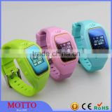 Kids Wifi Bluetooth Smart Watch GPS Tracker Watch