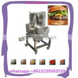 exported well automatic stainless steel 30L beef patty forming machine
